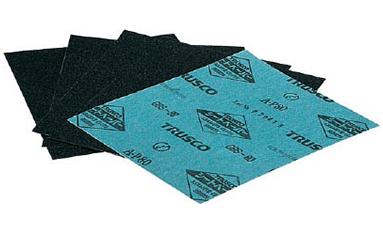 TRUSCO Sheet Sanding Papers