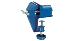 Aluminum alloy vise simple type 60mm