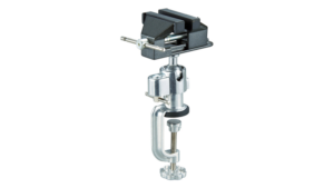 Aluminum alloy vise with clamp type