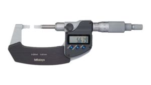NON ROTATING SPINDLE TYPE BLADE MICROMETER