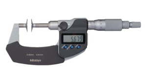NON ROTATING SPINDLE TYPE TOOTH THICKNESS MICROMETER