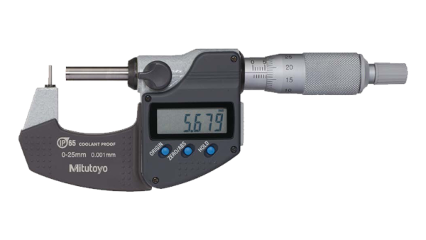 SPHERICAL AND CYLINDRICAL ANVIL TYPE MICROMETERSPHERICAL AND CYLINDRICAL ANVIL TYPE MICROMETER