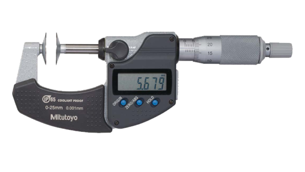TOOTH THICKNESS MICROMETER