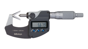 V-ANVIL MICROMETER