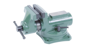 Vice with turntable 100 mm