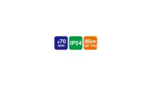 KUS 70mm Steady/Flash Modular
