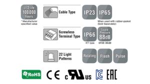SF Multi-Function Beacons