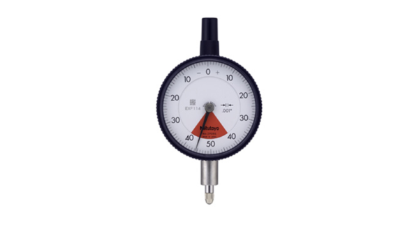 Dial Indicators Series 2-Standard One Revolution Type for Error-free Reading