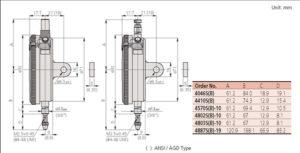 Dial Indicators Series 4-Large Dial Face