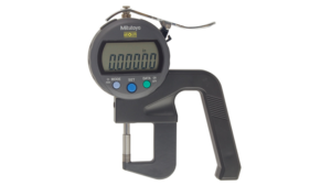 Thickness Gages Flat Anvil Type - Digital Type