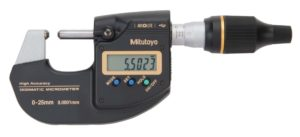 High-Accuracy Digimatic Micrometer 5