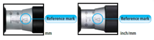Quantumike Reference mark