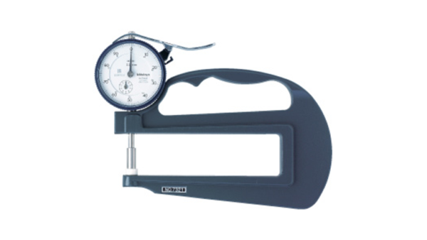 Thickness Gages - Flat Anvil Type - Dial Type