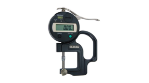Thickness Gages - Lens Thickness Measurement (reverse anvil)