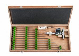 ไมโครมิเตอร์วัดลึก (Depth gauge micrometers)